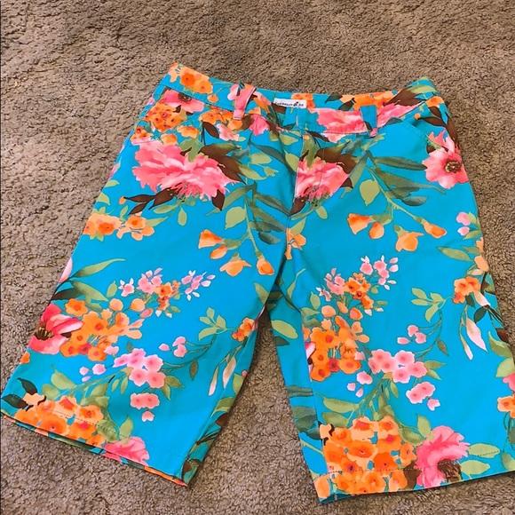 Caribbean Joe Pants - Caribbean joe shorts size 10
